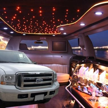 Ford Excursion 13 Passengers